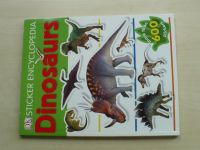 Dixon - Dinosaurus - Sticker encyclopedia (2009) anglicky