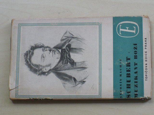 Machát - Schubert muzikant boží (1941)