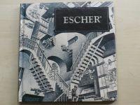 Maurits Cornelis Escher (1898-1972) Tandem Verlag (německy)