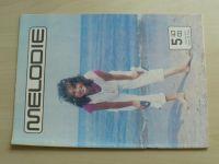 Melodie 1-12 (1986) ročník XXIV.
