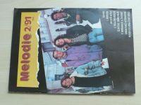 Melodie 2 (1991) ročník XXIX.