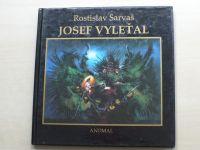 Sarvaš - Josef Vyleťal (1993) německy, popisy obrazů česky, německy, anglicky