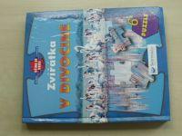 Zvířátka v divočině - knížka učíme se hrou s puzzle (2005) 6 puzzle