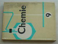 Chemie pro 9. ročník základních devítiletých škol (1980)