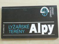 Průvodce do zahraničí - Lyžařské terény - Alpy (1991)