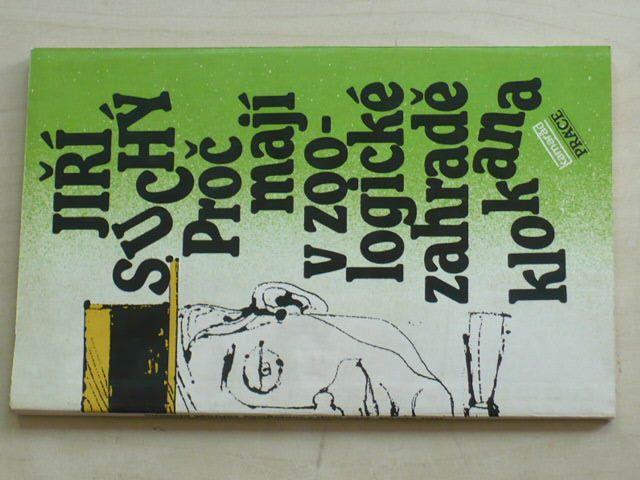 Suchý - Proč mají v zoologické zahradě klokana (1991)