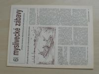Myslivost 1-12 (2007) ročník LV.