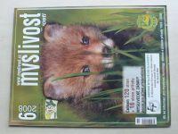 Myslivost 1-12 (2008) ročník LVI.
