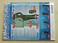 Myslivost 1-12 (2011) ročník LIX. (chybí číslo 12, 11 čísel)