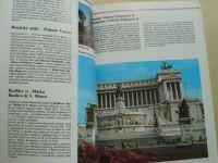 Řím a Vatikán - Sixtinská kaple - Tivoli - Castel Gandolfo (2002)