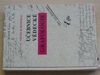 Schönfeld - Učebnice vědecké grafologie pro začátečníky (2007)