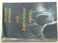 Svidercoschi - List židovskému příteli (1995)