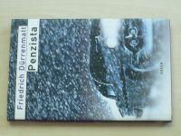 Dürrenmatt - Penzista - fragment detektivního románu (2007)