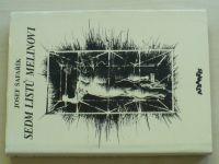 Šafařík - Sedm listů Melinovi (1993)