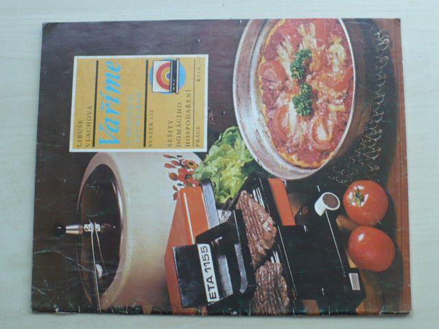 Vlachová - Vaříme s moderní technikou (1985)