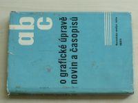 Abc o grafické úpravě novin a časopisů (1961)