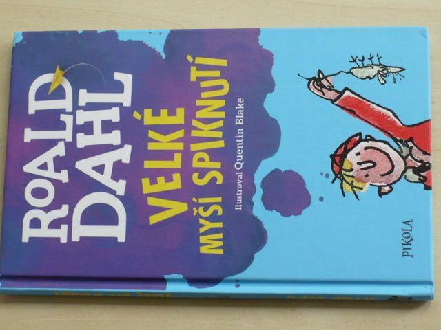 Dahl - Velké myší spiknutí (2017)