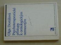 Dostálová - Psychoterapeutické přístupy k onkologickým nemocným (1986)