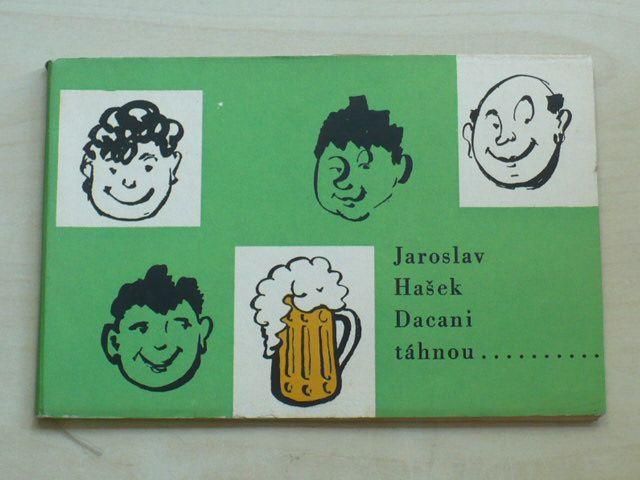 Hašek - Dacani táhnou (1960)