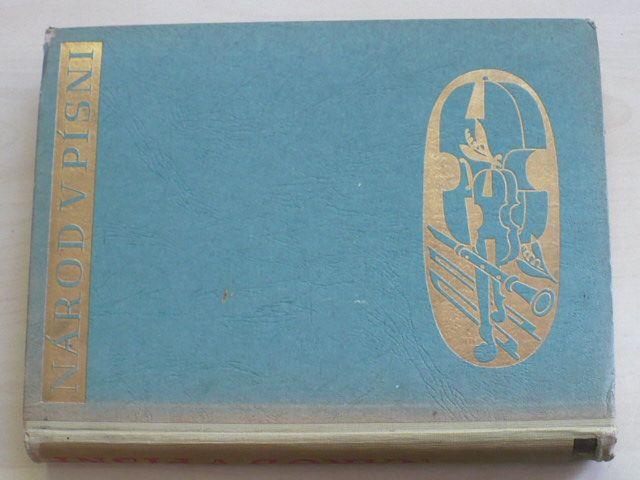 Národ v písni (1941)
