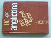 Peprník, Nangonová, Sparling - Angličtina IV. pro jazykové školy