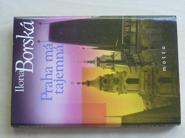 Borská - Praha má tajemná (2005)