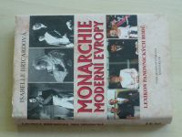 Bricardová - Monarchie moderní Evropy - lexikon panovnických rodů (2002)