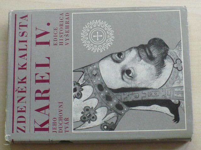 Kalista - Karel IV. - Jeho duchovní tvář (1971)