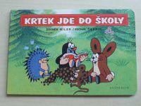 Krtek jde do školy (2002) il. Miler