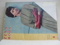 Žena a móda 1-12 (1960) XII. (chybí čísla 4-7, 8 čísel) + 1-12 (1961) XIII. + 1-12 (1962) XIV.
