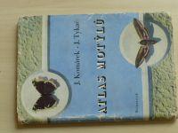 Komárek, Tykač - Atlas motýlů (1949)