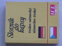 Kuchynková, Matoušková - Slovník do kapsy česko-německý/německo-český (1991)