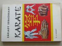 Levský - Základy sebaobrany - Karate (1978) slovensky