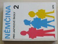 Němčina pro jazykové školy 2 (1981)
