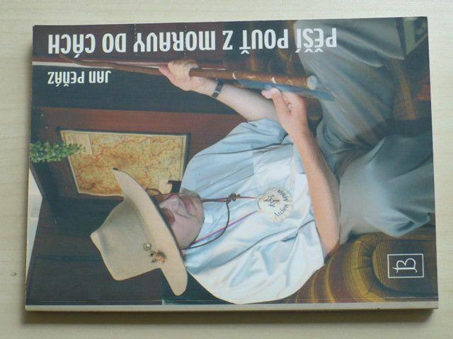 Peňáz - Pěší pouť z Moravy do Cách (2007)