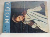 Žena a móda 1-12 (1963) ročník XV. (chybí čísla 2, 4, 7-8, 8 čísel) + 1-12 (1964) ročník XVI.