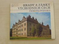 Hrady a zámky východních Čech (1978) Československo