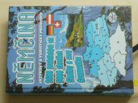 Němčina - Jazykový a turistický průvodce (1996)