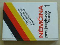Němčina pro jazykové školy 1 (1994)