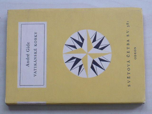 Světová četba sv. 381 - Gide - Vatikánské kobky (1967)