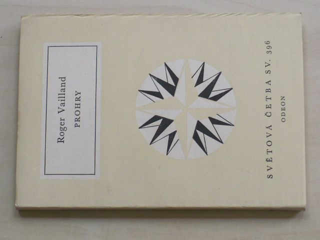 Světová četba sv. 396 - Vailland - Prohry (1968)