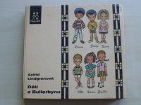 Lindgrenová - Děti z Bullerbynu (1974) il. Zmatlíková