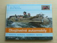 Mackerle - Obojživelné automobily (2013) Historie, technika, rozdělení, úpravy