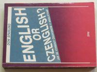 Sparling - English or Czenglish - Jak se vyhnout čechismům v angličtině (1989)