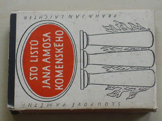 Sto listů Jana Amosa Komenského (1942)