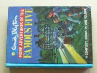 Blyton - More Adventures of the Famous Five - 4 Complete Books in One Volume (1990) anglicky