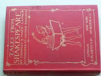 Charles & Mary Lamb - Tales from Shakespeare (1909) anglicky