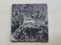 Gagarin v Praze (1961) Fotografická publikace