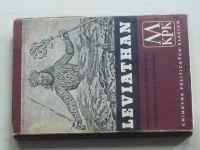 Hobbes - Leviathan neboli O podstatě zřízení a moci státu církevního a občanského (1941)