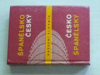 Kapesní slovník španělsko-český/česko-španělský (1976)